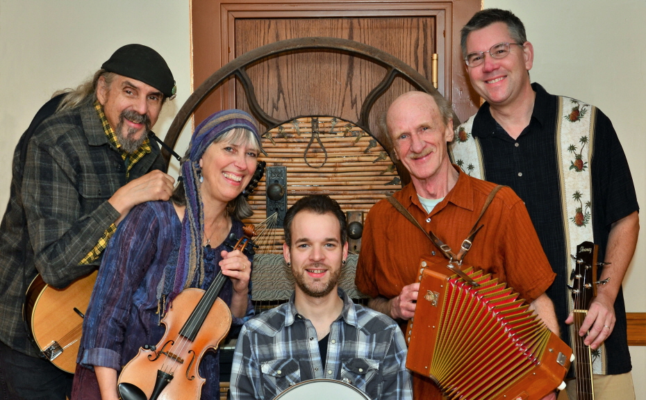 The Gnomes | Matt Demick, Mike Fischman, Cathy Clasper-Torch, Peter Breen, Phil Edmonds